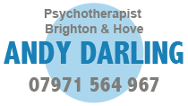 andy darling Brighton and Hove Therapist logo